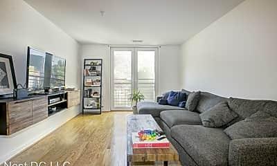Living Room, 1115 H St NE, 0