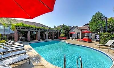 Pool, 3339 Marlee Way, 2