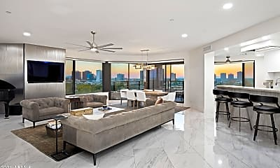 Living Room, 1040 E Osborn Rd 904, 0