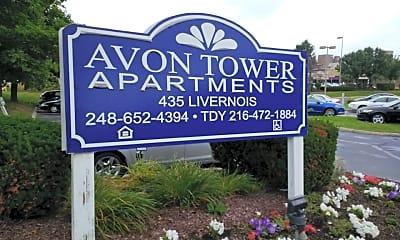 Avon Towers, 1