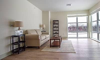 Living Room, 100 New Broadway, 0