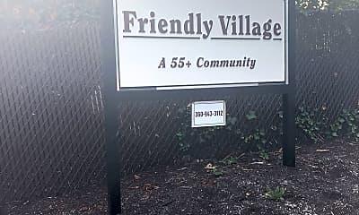 Friendly Village, 1