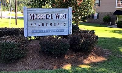 Morreene West Apartments, 1
