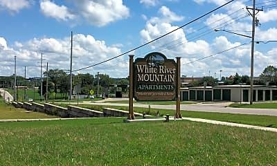 White River Mountain Apartments, 1