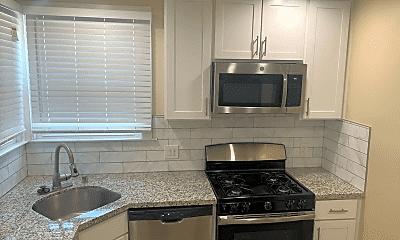 Kitchen, 23 Duane St, 1