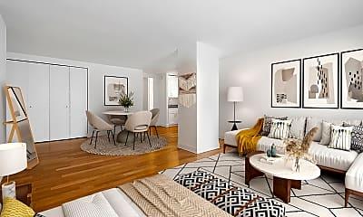 Living Room, 290 3rd Ave 5B, 1