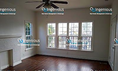 Living Room, 1607 W 49th St, 0
