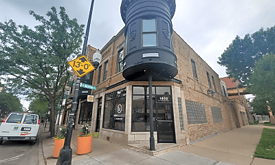 Building, 1852 N Milwaukee Ave, 2