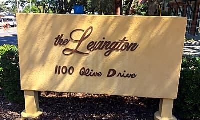 The Lexington Apartments, 1