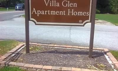 Villa Glen Apartments, 1