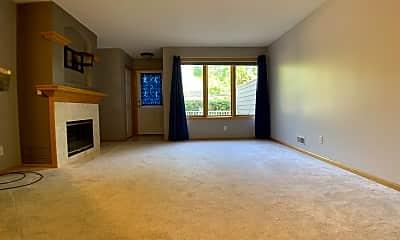 Living Room, 811 Burr Oaks Dr, 0
