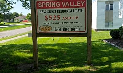 Spring Valley, 1