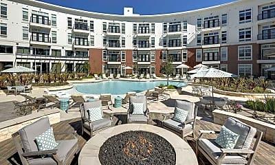 Pool, The Belvedere at Springwoods Village, 0
