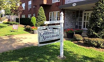 Centanni Apartments, 1