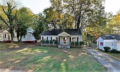 Building, 123 Pleasant Ridge Avenue, 0
