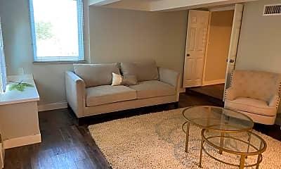 Living Room, 2176 Argyle Ave 1/2, 1
