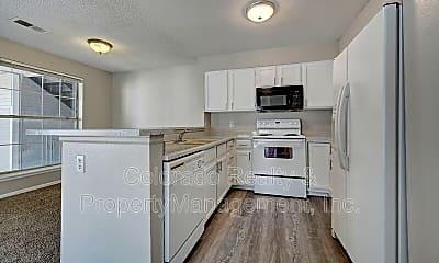 Kitchen, 4460 S Pitkin St, #124, 1