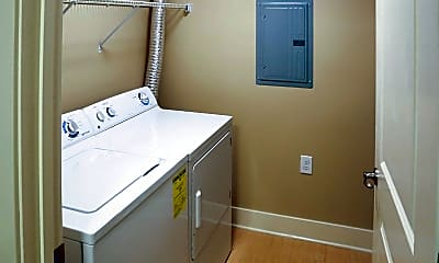 Storage Room, Towne Commons Apartments, 2