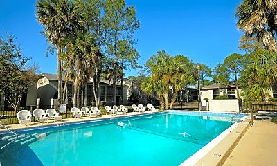 Pool, Oasis Club, 1