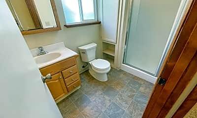 Bathroom, 1221 West Ave, 2