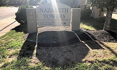 Nazareth Towers, 1