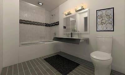 Bathroom, 10 Dekalb Avenue, 2