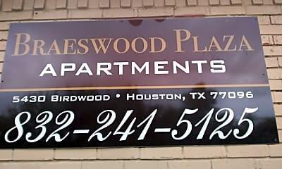 Braeswood Plaza, 1