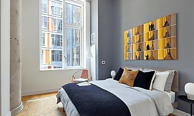 Bedroom, 43-18 Queens St, 1
