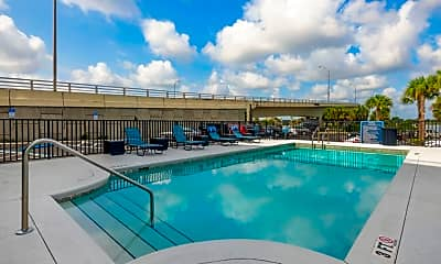 Pool, The Overlook at Daytona Apartment Homes, 0