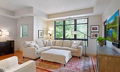 Living Room, 3709 Grand Way, 1
