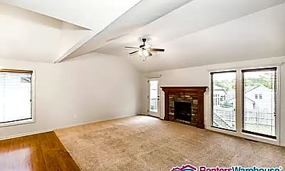 Living Room, 3503 NW 52nd Terrace, 1
