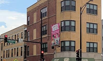 Building, 1357 N Western Ave, 0