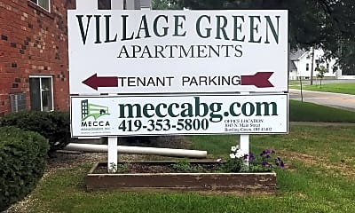 Village Green Apts, 1