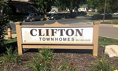 Clifton Townhomes, 1