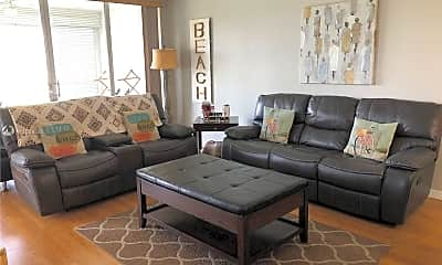 Living Room, 3090 N Course Dr 710, 1