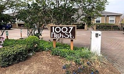 Community Signage, 1007 High Street #103, 0