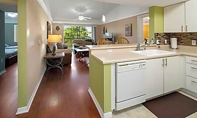 Kitchen, 8297 Key Royal Ln 331, 1