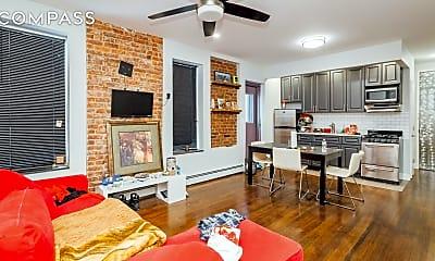 Living Room, 61-35 Woodbine St 1-RR, 0