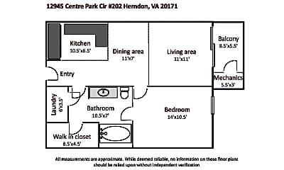 12905 Centre Park Cir #202, 1