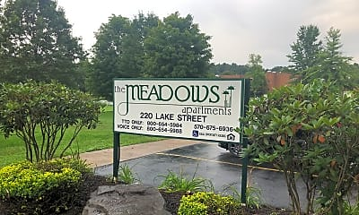 Meadows Apartments, 1