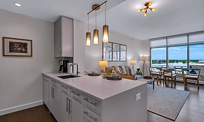 Kitchen, 30 Melrose Terrace 402, 1