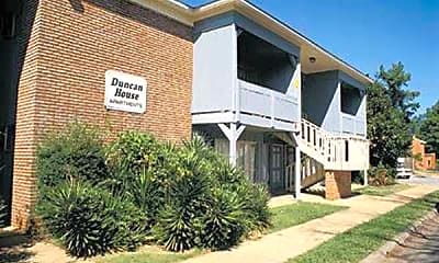 Building, Duncan House Apartments, 0