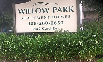 Willow Park Apartments, 1