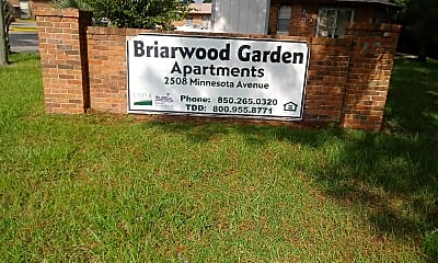 Briarwood Gardens Apartments, 1