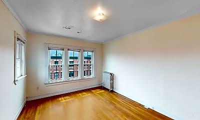 Bedroom, 15 Glenville Avenue, Unit 19, 1
