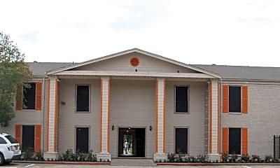 Building, Weston Oaks, 1