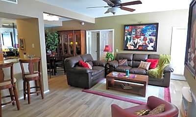 Living Room, 9708 E Via Linda 1303, 0