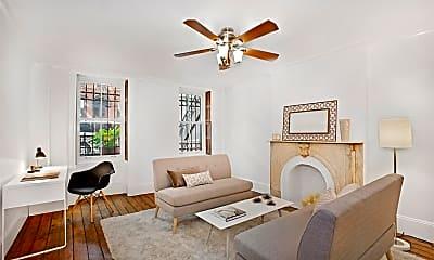 Living Room, 100 Mercer St 1, 0