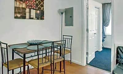 Dining Room, 2216 Reed St 2, 1