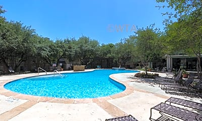 Pool, 210 E Sonterra Blvd, 1
